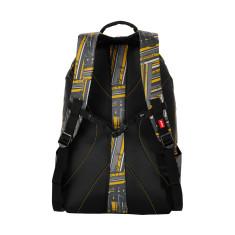 Рюкзак 4you Flow Желтые Полосы