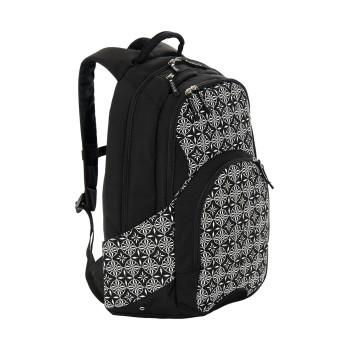 Рюкзак 4you Flow Черно-белый