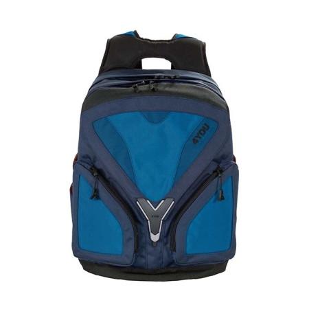 Рюкзак 4you Igrec Светло-синий