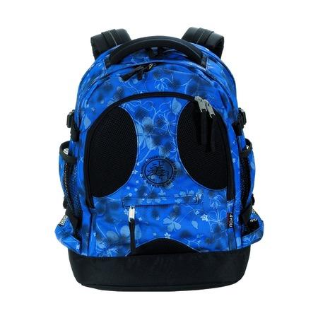 Рюкзак 4you Compact Голубые Цветы