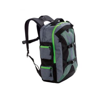 Рюкзак 4you Igrec Sport Серо-зеленый