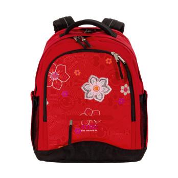 Рюкзак 4you Compact Красный цветок