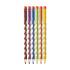 Набор цветных карандашей Stabilo Easycolors, 6 шт.