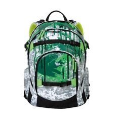Рюкзак Ikon насыщенный зелёный
