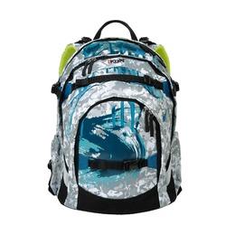 Рюкзак Ikon бирюзово-голубой