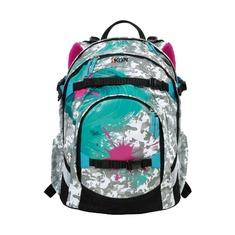 Рюкзак Ikon бирюзово-фиолетовый