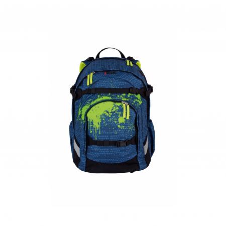 Рюкзак Ikon синяя структура