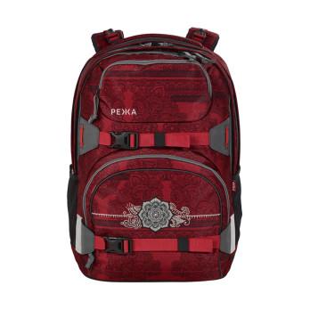 Рюкзак 4you Pekka Красное тату