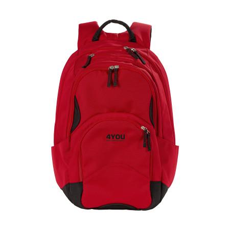 Рюкзак 4you Flow Красный