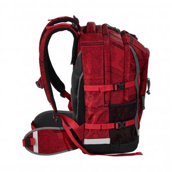Рюкзак 4you Jump Красное тату