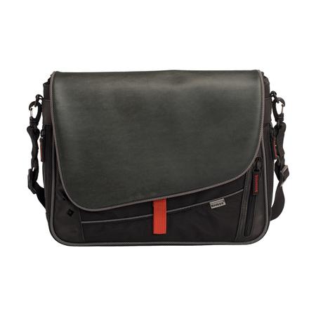 Сумка Oxmox Touch-it Messenger Bags S, серая