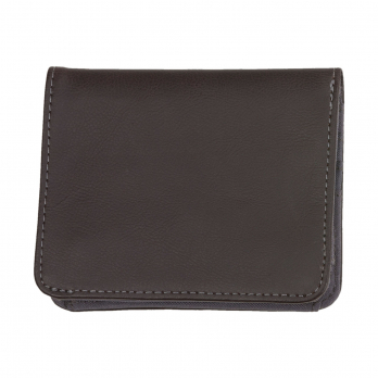Кошелёк Quer Leather Q13 Серый