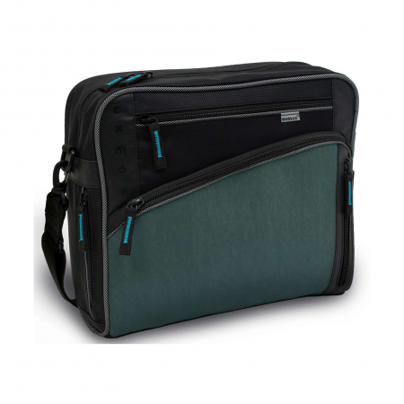 Сумка Oxmox Touch-it Messenger Bags L, бирюза