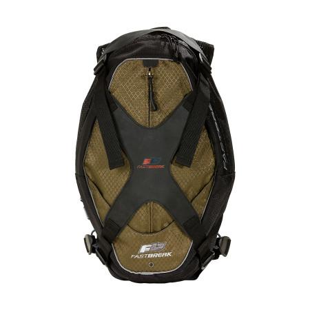 Рюкзак Fastbreak Aerial M, оливковый