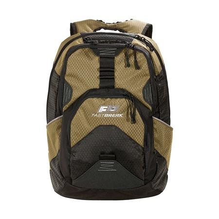 Рюкзак Fastbreak Flip, оливковый