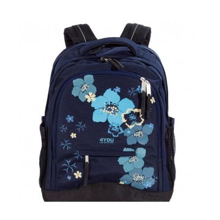 Рюкзак 4you Compact Цветочный принт
