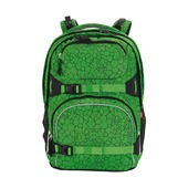 Рюкзак 4you Pekka Зеленая абстракция