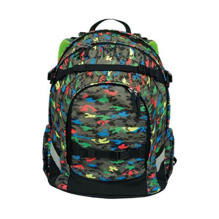 Рюкзак Ikon тёмный камуфляж