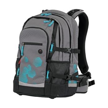 Рюкзак 4you Jampac, серый с голубым