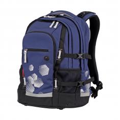 Рюкзак 4you Jampac, синий с белым