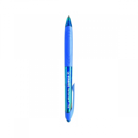 Ручка шариковая автоматическая Stabilo Performer F