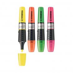 Набор маркеров Stabilo Luminator, 4 шт.