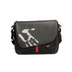 Сумка Oxmox Touch-it Messenger Bags L, серая